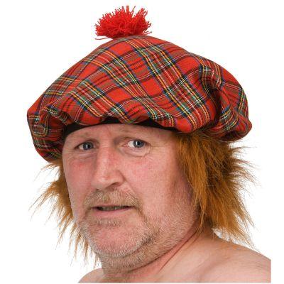 party maskerad skotte hatt hattar mode   accessoarer   webshop ambro 4db21e006bfa7