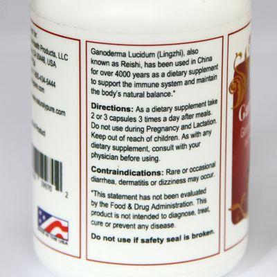 ganoderma lucidum sverige